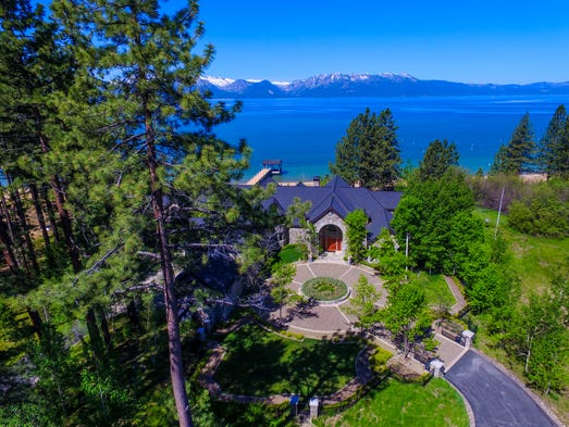 Inside look at the $59M Tahoe equestrian estate