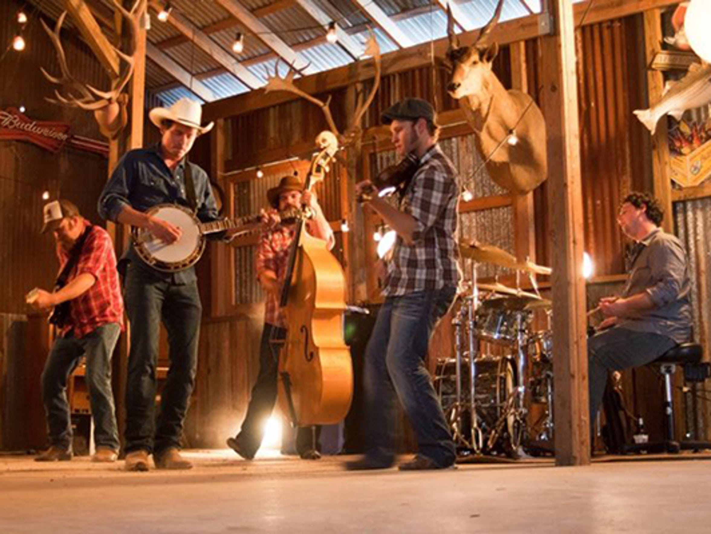 Turnpike Troubadours will appear at 10 p.m. Saturday,