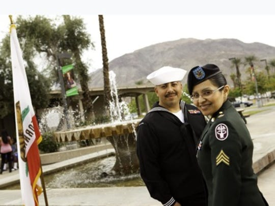 The BIGHORN Veterans Resource Center at College of