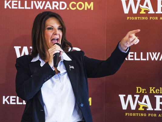 The Know-Something Kelli Ward
