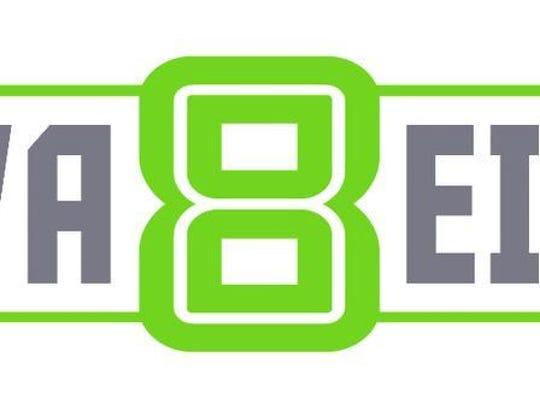Iowa 8 logo