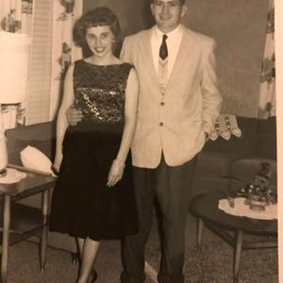 "Anniversaries: Richard ""Buck"" Mingus & Janice Mingus"