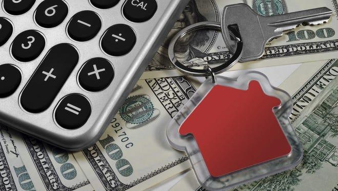Property tax, photo illustration