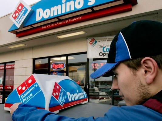 Dominos Voice Ordering
