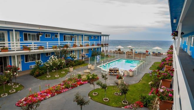 The Inn at Sunset Cliffs is located in historical Point Loma, California.