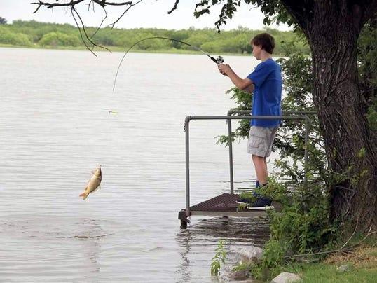 New texas fishing regulations affect possum kingdom for Texas fishing laws