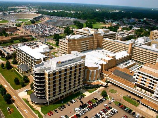 The Blair E. Batson Hospital for Children at University