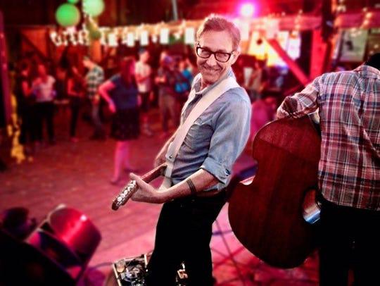 Burlington musician Brett Hughes plays a benefit Friday