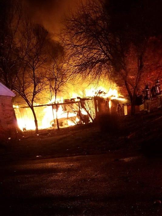 Fairview Fire Dec. 5