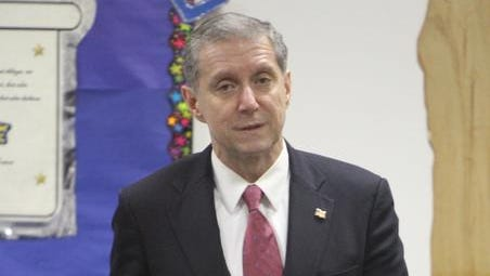 Rockland District Attorney Thomas Zugibe.