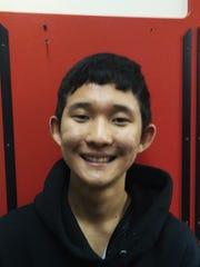 Peter Park, Crosspoint Academy boys basketball