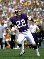 Flint, Michigan, native Paul Krause, who played for Minnesota and Washington, still holds the NFL record for career interceptions, with 81.