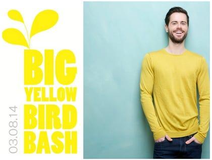 Big Yellow Bird Bash