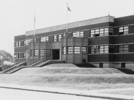 Old National Guard Armory, Evansville   Evansville