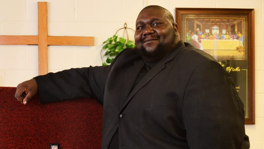William McCoy II, pastor of Greater Destiny Worship