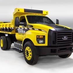 Ford Mighty Tonka dump truck