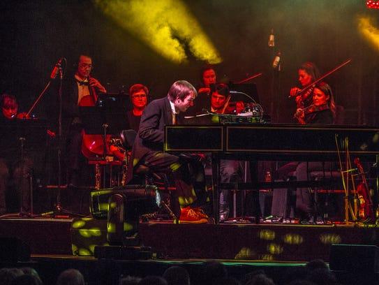 Mannheim Steamroller concert