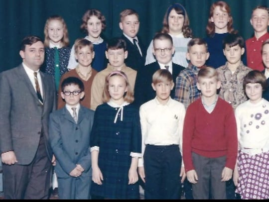 Norm Conway from his days as a Pinehurst Elementary