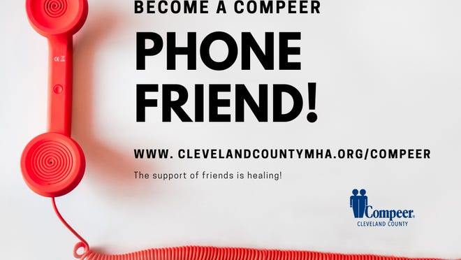 Phone a Friend is a volunteer program that builds connection and friendships as people struggle with social isolation.