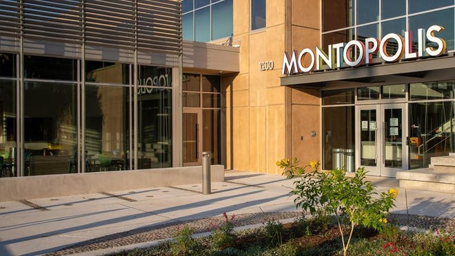 The new Montopolis Recreation + Community Center replaces two aging facilities and is co-operated by the Austin Parks and Recreation Department and Austin Public Health Department.
