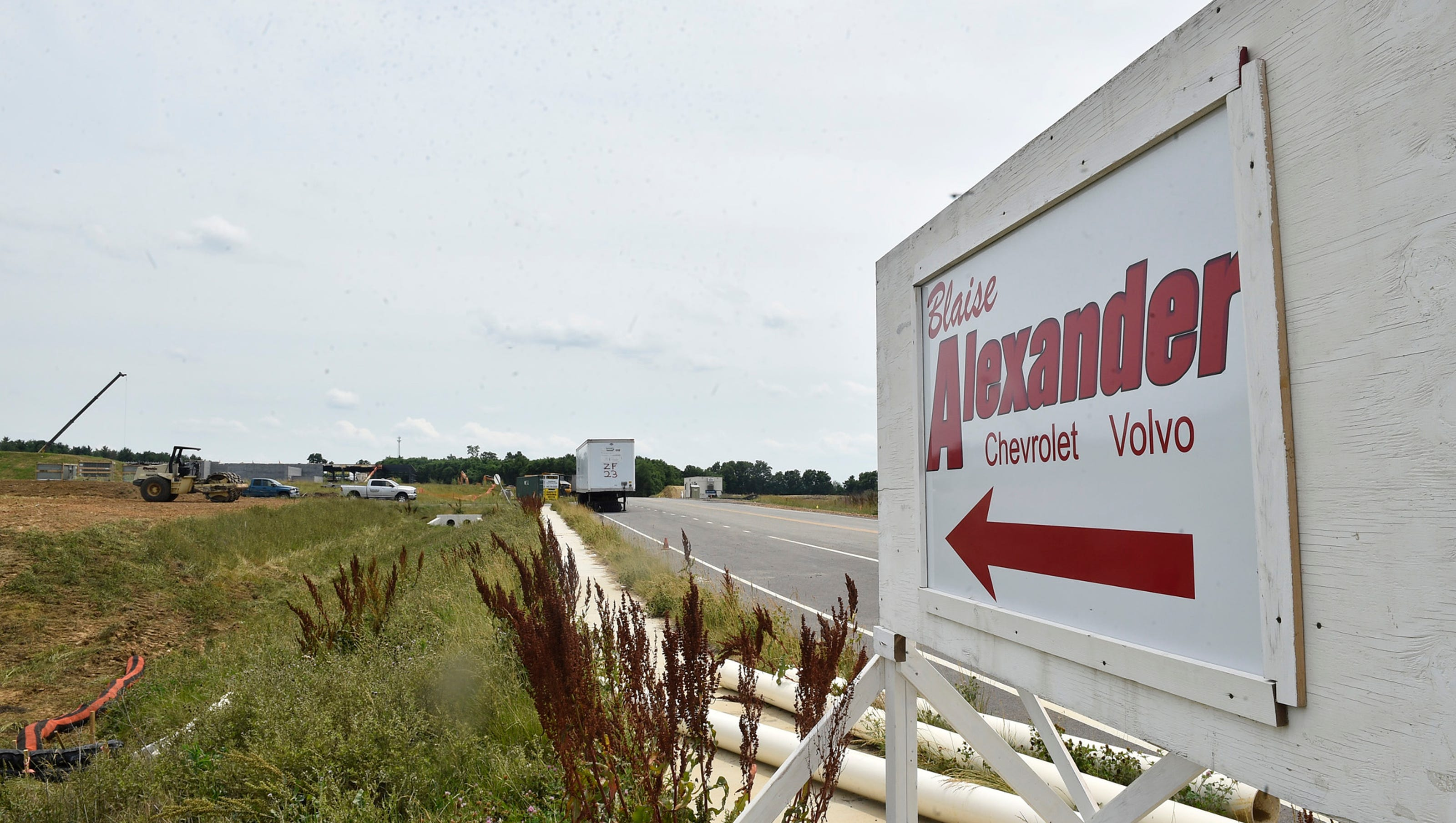 Blaise Alexander Chevy >> Greencastle's Blaise Alexander Chevy Volvo moving to bigger property