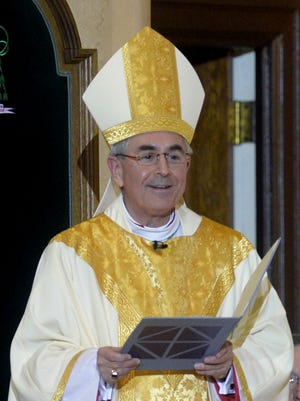 Diocese of Harrisburg Bishop Ronald Gainer has urged victims of sexual abuse to come forward.