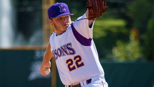 Lipscomb freshman pitcher Jeffrey Passantino.