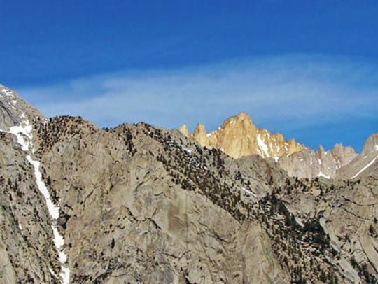 A Haddonfield native died this month after falling during a climb of Mount Whitney in California.