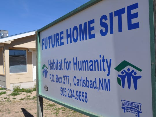 The local Habitat for Humanity will be building on