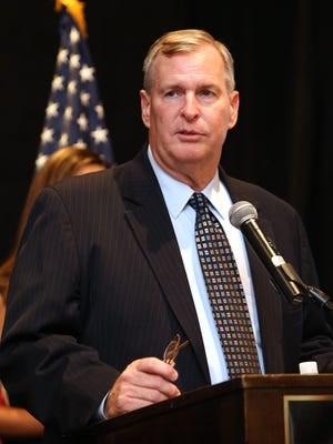 Indianapolis Mayor Greg Ballard announced Wednesday that he will not seek a third term as mayor.