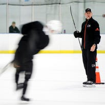 Flyers hope they've found proper stride as rookies continue education