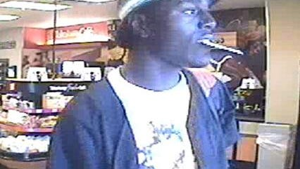 Phoenix police are looking for this man, who was caught on surveillance video.