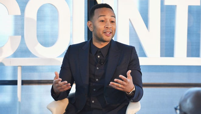 John Legend has offered condolences to the parents of one of his fans killed in the Manchester attack.