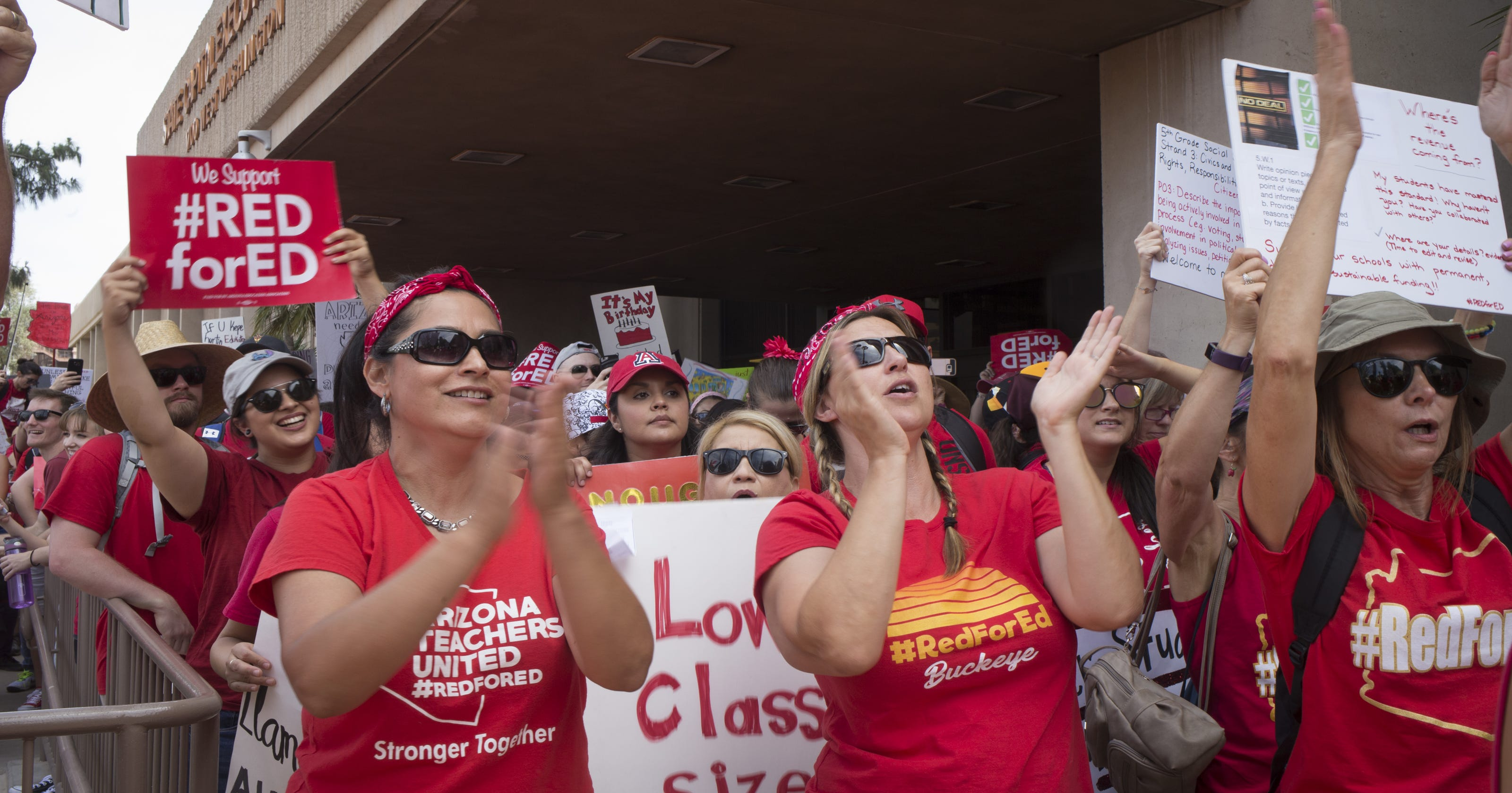 Redfored Could Turn Parents Against Teachers I Fear That The Most