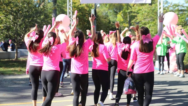 The American Cancer Society will hold a Facebook Live rally on Aug. 13 as part of their modified Making Strides Against Breast Cancer event this year.