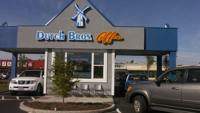 Dutch Bros locations in Salem raised $3,449 for Marion-Polk Food Share and locations in Keizer raised $3,985 for Marion-Polk Food Share on Luv day.