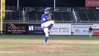 Jason Sosa will lead the Yonkers baseball pitching staff in 2018.