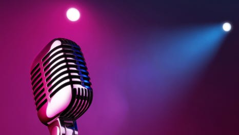 The Rome Area Karaoke Idol contest will begin at 8 p.m. Jan. 6 at Camelot on the Lake in Rome.