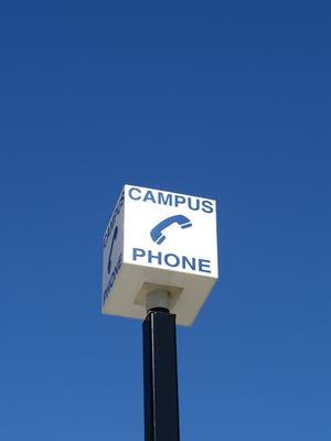 Campus Emergency Phone