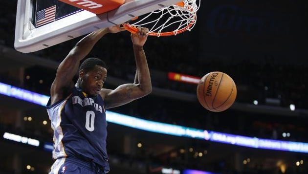 Montgomery native JaMychal Green received high praise from Gregg Popovich before Friday night's Game 3 in Memphis.