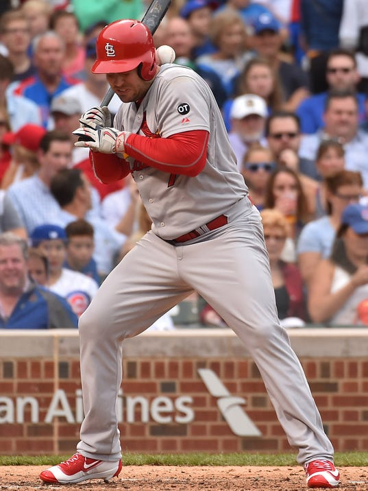 Do the Cubs selectively take out hteir opponents' stars such as Matt Holliday?