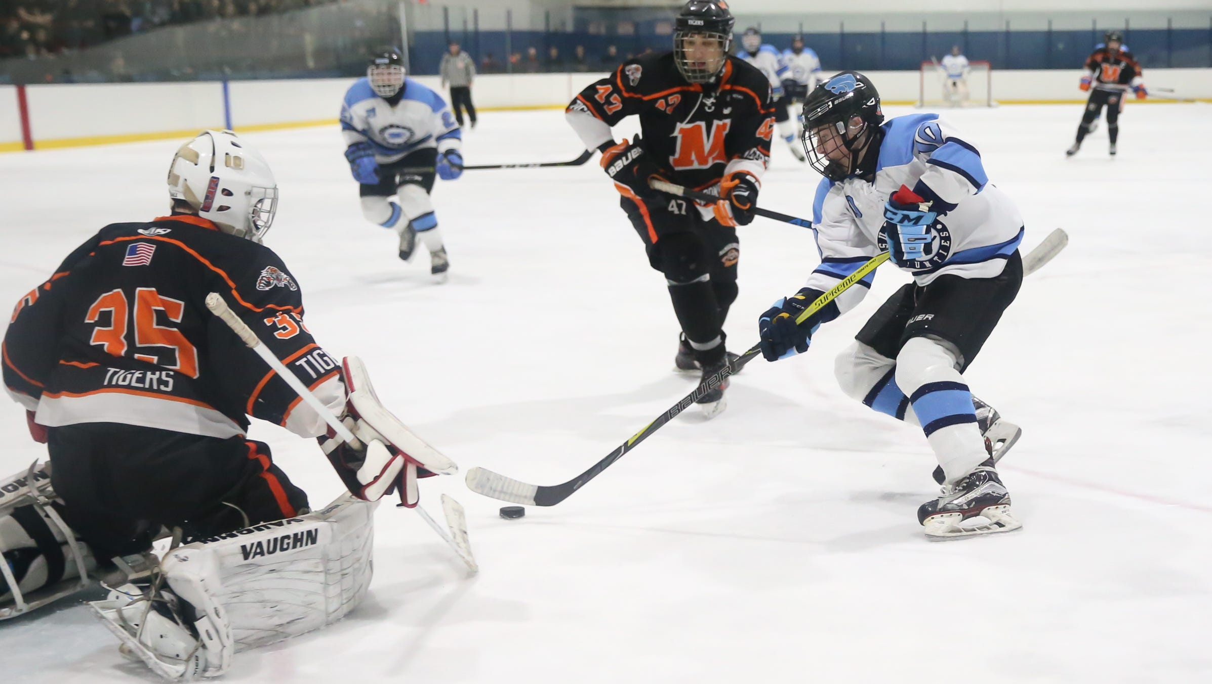 NY H.S.: Hockey - Week 4 Schedule, Heat Index And Picks
