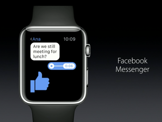Apple announced updates to the apps on Apple Watch