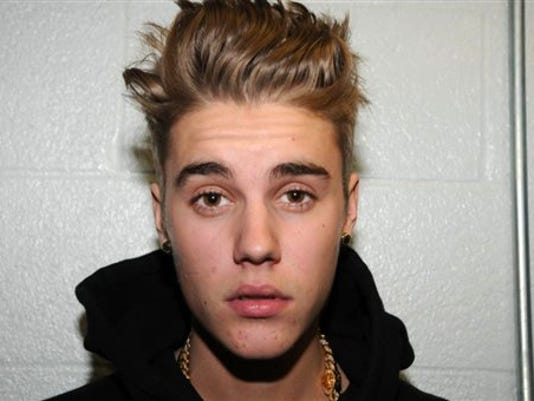 Bieber plea deal