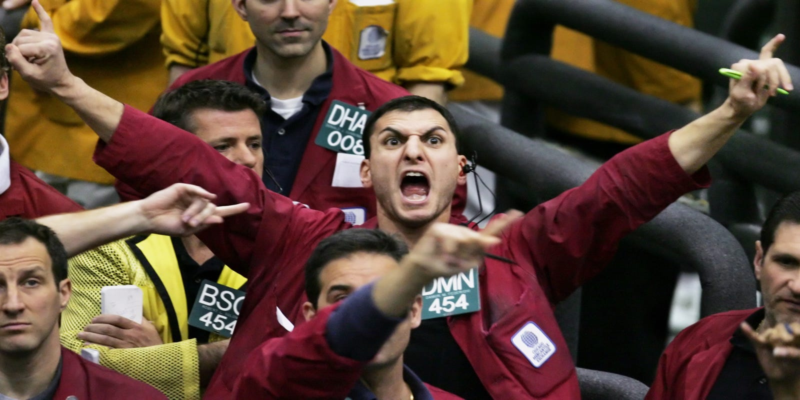 As Trading Pits Close Traders Yearn For Roar Of Old