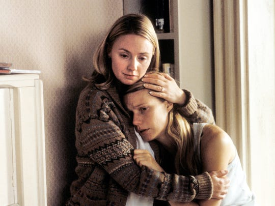 Hope Davis and Gwyneth Paltrow in a scene from the motion picture Proof.