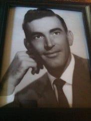 Burley Pellerin's dad, Burley Sr., passed away when