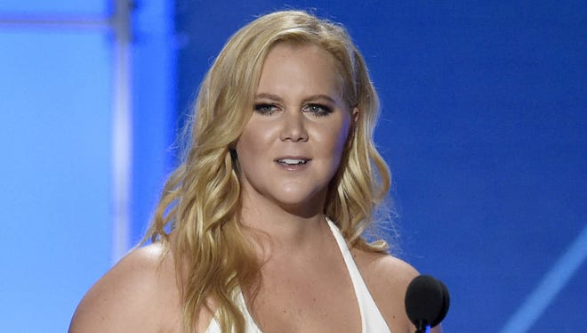 Comic Amy Schumer peforms Oct. 9 at Bankers Life Fieldhouse,