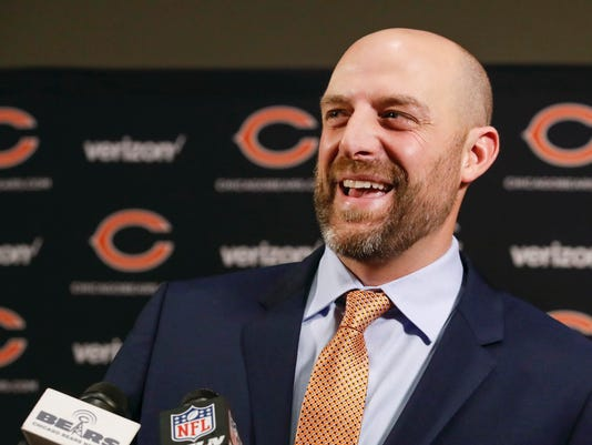 NFL: Chicago Bears-Press Conference
