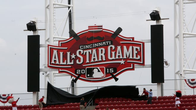 A limited number of the ticket strips, which will provide access to events staged at Great American Ball Park and the T-Mobile FanFest, will be made available, according to the Cincinnati Reds' website.